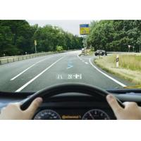 Quality Highway speed limit car heads up display for sale