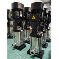 Quality Industry Boosting Vertical Multistage Centrifugal Pump , Multistage Water Pump for sale