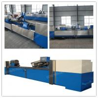 Quality chrome polishing machine for rotogravure cylinder for sale