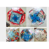 Buy cheap Lace decoration edge Transparent Rain Umbrella clear parasol umbrella Fashion from wholesalers