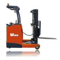 "China Small turning radius"" 1775mm pneumatic tire Electric Reach Truck on sale"
