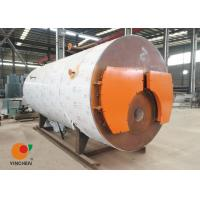 Quality 4-ton gas industrial steam boiler made in China for sale