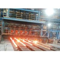 Quality R8 meter five units five strands automatic continuous casting machine for sale