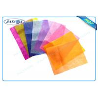 Quality 100% Virgin PP Spunbond Nonwoven 100cm For Flower Packing With Various Colors for sale