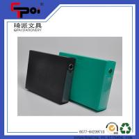 Quality Wenzhou Manufacturer Stationery Case PP File Customized Folder Box File Case for sale