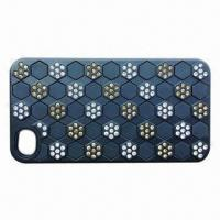 Quality PC/TPU Combined Case with Diamonds, for iPhone 5, Fashionable for sale