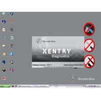 Quality 2013.7 Latest C3/C4 Software Mercedes Benz Star C3/C4 Das T30 HDD for sale