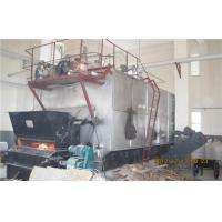 Quality Most Efficient 1 Ton Oil Fired Steam Boiler , Natural Gas Heating Boiler for sale