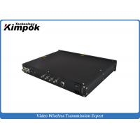 Quality Multi Function 1080P Wireless Hd Receiver , HD - SDI Broadcasting Digital Video Receiver for sale