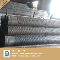 Quality Water pipe/well screen/punched slotted screen for sale