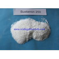 Quality White Crystalline Powder Sustanon 250 Injection , Sustanon Bodybuilding 250 Steroids for sale