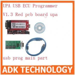 Quality UPA USB ECU Programmer V1.3 Red pcb board upa usb prog main part for sale
