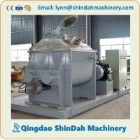 Buy cheap hot melt adhesive mixer, hot melt glue kneading mixer, z blades mixer, sigma from wholesalers