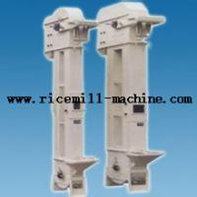 Quality Bucket Elevator Conveyor Vertical Transporter DTG26 / 13 Belt For Grain Mill Plant for sale