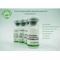 Quality 95% Purity Human Fibroblast Growth Factor Lyophilized With Mannitol Stabilizer for sale