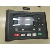 Quality 2500A Diesel Generator Control Panel Parallel Control Cabinet With Two Air Breaker for sale