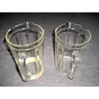 Quality Transparent PC Material Cup CNC Rapid Prototype Precision Plastic Machining for sale