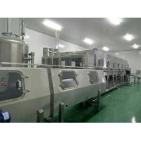 Buy Commercial Stainless Steel Mineral Water Production Line 3 Gallon / 5 Gallon 12000 BPH at wholesale prices