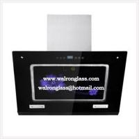Quality Tempered/Toughened Painted Extractor Hood Glass / Range Hood/Kitchen Chimney Hood for sale