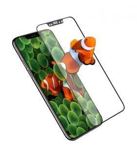 Quality Iphone X 3D Anti Glare Anti Fingerprint Screen Protector9h Hardness OEM for sale