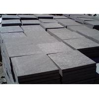 Quality Black Granite Step Treads For Stair Step Polished / Other Finish Surface for sale