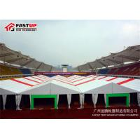 Quality Deluxe Clear Span Outdoor Exhibition Tents Multifunctional Weather Proof for sale