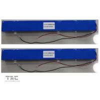 China Solar Lighting LifePO4 Battery Pack 24V 30AH With UL2054  PCB  UL REACH MSDS on sale