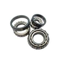 Quality Open Seal Single Row Tapered Roller Bearings With Chrome Steel for sale