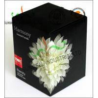Quality Coated Paper Custom Printed Corrugated Boxes For Scented Candle Packaging for sale