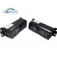 Quality Automatic passenger sensor Bus People Counter RS232 / RS485 with 3G GPS MDVR for sale