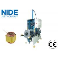 Quality Stator coil winding shaping and final coil forming machine with PLC control for sale