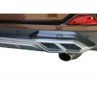Buy Brand Car Front Bumper Moulding Quality Control About Weld Lines IATF 16949 at wholesale prices