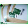 Buy cheap PE Coated Paper 60-460gsm Waterproof oil-proof Reel White & Brown Kraft paper from wholesalers