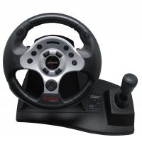 Wired Large Racing Gaming Steering Wheel For Xbox360 with Gearbox and Sensitivity