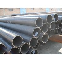 Quality 1.5Inch ERW Black Steel Pipe ,carbon steel pipe, Galvanized Steel Pipe For Water Supply for sale