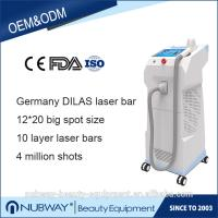 Quality Best selling 808nm diode laser hair removal machine for sale for sale