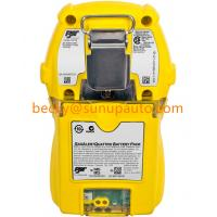 China Honeywell GasAlertQuattro 1-Gas Detectors QT-X000-R-Y-NA O2 Rechargeable Battery Yellow Housing on sale