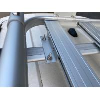 China Aluminum 140x100cm Roof Rack Carrier , Vehicle Luggage Rack 12 Months Warranty on sale