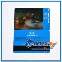 Quality magnetic stripe cards for sale