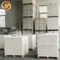 Quality White Color Mullite Insulation Brick Top Grade Insulating bricks for sale