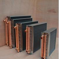 China Water To Air Copper Tube Aluminium Fin Heat Exchanger for US Market on sale
