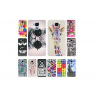 Quality Soft Silicone TPU With UV Protective Phone Cases For Huawei GT3 / Honor 7 Lite for sale