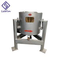 Buy cheap Vertical Centrifugal Coconut Oil Filtering Equipment 40 - 50kg / Batch Capacity from wholesalers
