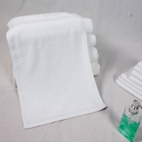 Buy cheap 34x75cm White Hand Towels from wholesalers