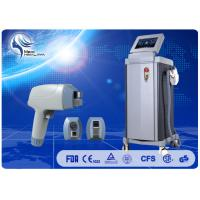 """Quality 0.5Hz - 10Hz Diode Laser Hair Removal Machine 808nm , 8.4"""" True Color LCD Touch Screen for sale"""