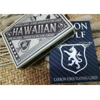 China Custom Logo Printed Paper Cards for Games 0.3 - 0.32mm Thickness Entertainment Use on sale