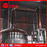 Quality Large Industrial Alcohol Distillation Equipment 3 Years Warranty for sale