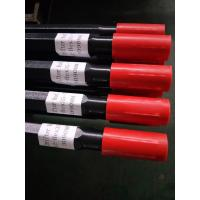 Quality API Approval R25 Drill Shank End Rod , Rock Drill Rod For Tunneling / Mining / Quarrying for sale