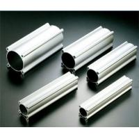 Quality Electrophoretic Aluminum Extruded Cylinder Shell , 6061 Aluminum Dovetail Extrusion for sale