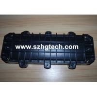 Quality 2 In - 2 Out Horizontal/Inline Fiber Optic Joint Closure for sale